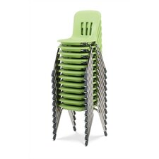 "Metaphor 14"" Plastic Classroom Chair (Set of 5)"