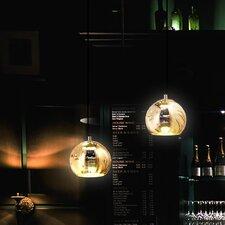 Kubric 1 Light Globe Pendant