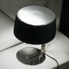 "Divina 20.1"" H Table Lamp with Drum Shade"