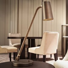 "UP 20.1"" H Table Lamp with Empire Shade"