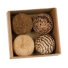 Greenhouse Natural Ball In Box (Set of 24)