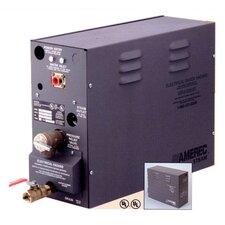 "5 kW Steam Generator with ""Soft Stream"" Function"