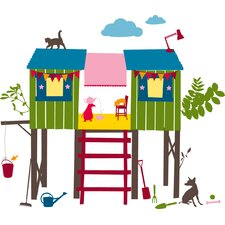 Studio Designs Treehouse Wall Decal