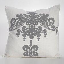 Enchantique Cotton Throw Pillow