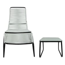 Miami Jelly 3 Piece Seating Chair Set (Set of 3)