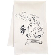 Organic Michigan Towel