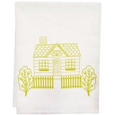 Organic House Tea Towel