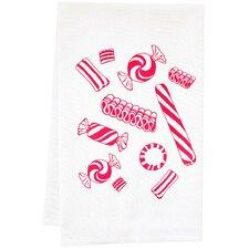 Organic Candy Tea Towel