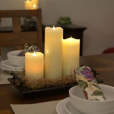 Solare Flameless Candle