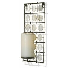 Equinox Flameless Iron Sconce