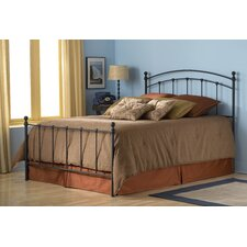 Sanford Panel Bed