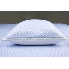Aere Dual Sided Gel Coated Memory Foam Pillow
