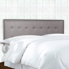 Easley Button Tufted Upholstered Headboard