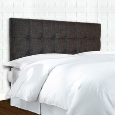 Pendleton Button Tufted Upholstered Headboard