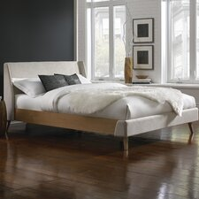 Palmer Upholstered Platform Bed