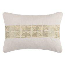 Mykonos Linen Throw Pillow