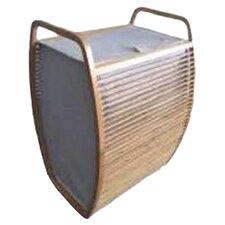 Butterfly Laundry Basket in Wood