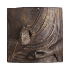 Wanddekoration Buddha