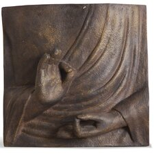 """Faserverbundwerkstoff Buddha Hände """"Vitarka"""""""