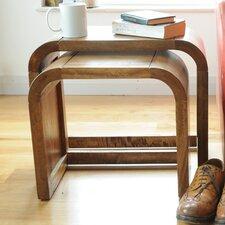 2-tlg. Satztisch-Set Mango Lounge