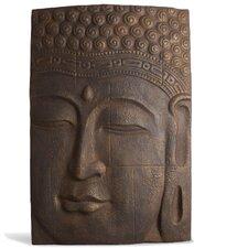 Schild Small Buddha, Fotodruck