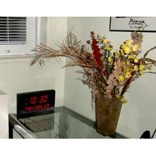Super Large Calendar LED Clock