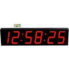 """12"""" LED Digits Clock"""