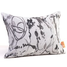 Drip Painting Boudoir/Breakfast Pillow