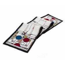 Frank Lloyd Wright ® Coonley Playhouse Table Runner
