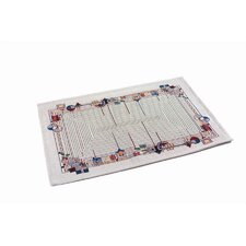 Frank Lloyd Wright ® Liberty Cover Placemat (Set of 4)