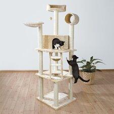 "78"" Montilla Playground Cat Tree"