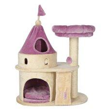 "35"" My Kitty Darling Castle Cat Condo"