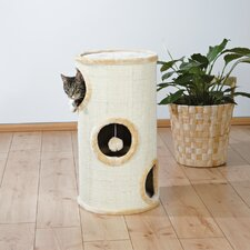 "28"" 3-Story Tower Cat Condo"