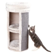 Mexia 2 Story Cat Tower Scratching Post