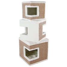 """48.25"""" Lilo Modular 3-Story Cat Condo"""