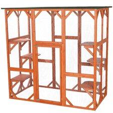Cat Cage with Door