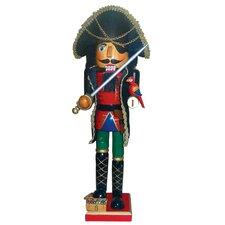 "14.5"" Pirate Nutcracker"
