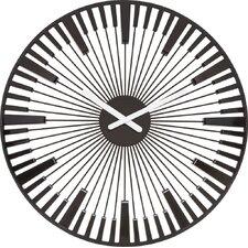 "18"" Piano Clock"