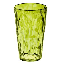 Crystal 2.0 Faceted Water Highball Glass