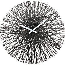 "Silk 17.64"" Wall Clock"