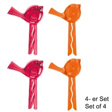 PI:P Bag Clip (Set of 4)