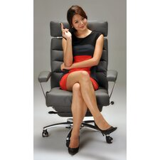 Adele Leather Desk Chair