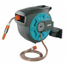 Auto Roll Up Swivel Hose Reel