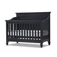 Black & White 3-in-1 Convertible Crib
