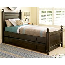 Paula Deen Kids Panel Bed with Trundle