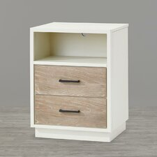 myRoom 2 Drawer Nightstand