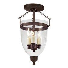 Danbury 3 Light Outdoor Hanging Lantern