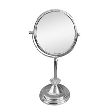 Freestanding Magnifying Makeup Mirror