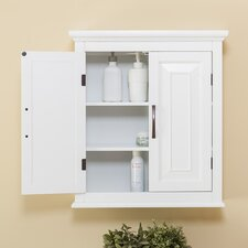"""St. James 22.5"""" x 25"""" Wall Mounted Cabinet"""