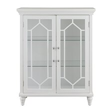 Toulouse 2 Door Floor Cabinet